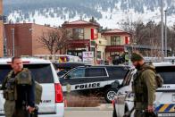The Return of Mass Shootings