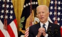 Biden pushed on immigration in press conference but provides no clear answers – live