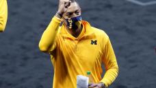 Michigan's Howard relishing chance to play mentor Hamilton