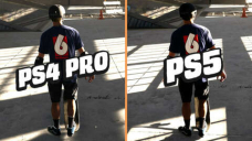 Tony Hawk's Expert Skater 1 + 2   PS4 Expert Vs PS5 Graphics and Loading Comparison