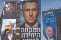 Anti-Netanyahu bloc parties continue talks for possible coalitions