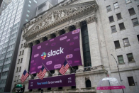 Slack wants to be more than a textual divulge-based messaging platform