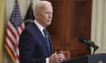 Joe Biden condemns Georgia voting law: 'This is Jim Crow in the 21st century' – as it happened