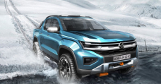 The New VW Amarok Is Going To Be No doubt Swole For Some Cause