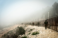 Shut to the enemy: Joining the IDF on a special operation near Lebanon