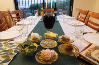 How much meat, fish and eggs do Israelis consume during Passover?