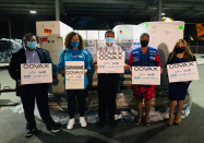 Suriname receives its first COVID-19 vaccines through the COVAX Facility