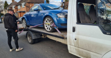 Why I've Given Up Fixing My Soul-Destroying Mk1 Audi TT BAM