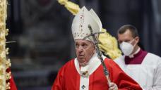 Devil taking advantage of pandemic: Pope