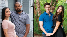 Triple Marriage ceremony! 3 Couples Salvage Married on '90 Day Fiance'