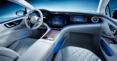 Right here's What Mercedes' Current 1.4-Metre 'Hyperscreen' Looks Care for In A Automobile
