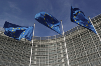 EU: Israel not granting visas to its delegation on Palestinian elections