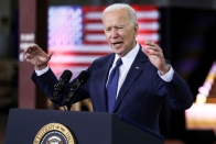 President Biden unveils his $2 trillion infrastructure plan – here are the details