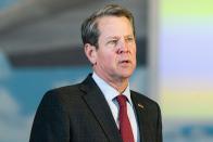 Georgia Gov. Brian Kemp dismisses corporate backlash over election law