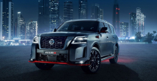 2022 Nissan Patrol Nismo Arrives With 423bhp N/A V8 And A Monumental Face