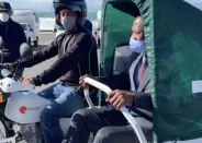 Can't blame apartheid: Eastern Cape scooter ambulances 'funded illegally'