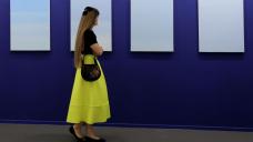 In Dubai, an art articulate's return reflects city's new normal