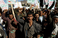 Yemen's Houthis say attacked Saudi capital Riyadh with four drones