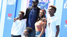 LeBron James' Daughter Zhuri, 6, Is So Adorable Flexing Factual Esteem Daddy: 'My Workout Associate' — Search Pic