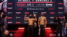 Leer Friday's Bellator 255 in beefy, live on MMA Junkie (6 p.m. ET)