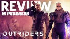 Outriders Video Review In Development