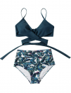 This Bestselling Ruched Bikini Will Relieve You In point of fact feel Confident on the Beach
