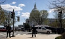 US Capitol: police officer and suspect dead after vehicle rams barrier –dwell