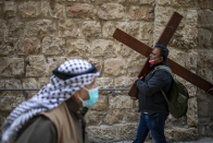 Christians mark Valid Friday amid lingering virus woes…