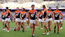 Giants stung by 'embarrassing' AFL loss