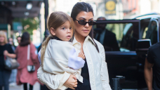 Reign Disick, 6, Is So Lovable In His Orange Snowsuit 'Chilling' With Mother Kourtney Kardashian In Utah