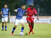 Maritzburg United far too hot for Chilli Boys