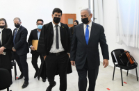 How could Netanyahu escape jail even if not acquitted?