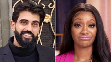90 Day Fiance's Yazan Is Engaged After Brittany Split