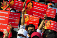 China's 'laissez-faire' approach toward Myanmar's coup puts its own interests at chance, says analyst