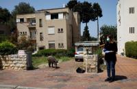 Haifa man creates new whistle to prevent boar attacks