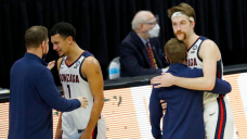 Evaluation: Gonzaga showed cracks in semifinal, and Baylor capitalized in championship game