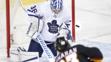 Maple Leafs beat Flames 5-3, stretch win streak to 4 games