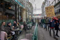 Sweden's Pandemic Experiment