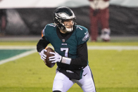 49ers sign former Eagles QB, now have 4 QBs on roster