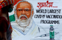 India or Israel? Meet the other 'vaccination nation'
