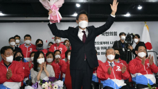 South Korea's opposition party wins 2 key local elections