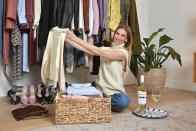 So Orderly! How to Recreate Whitney Port's Turtleneck Sweater Vest Explore