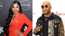 Ashanti & Flo Rida Spark Romance Rumors As They Mosey back and forth Together: Leer Pics