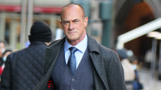 Christopher Meloni Jokes About Photo Of His Backside On 'Legislation & Verbalize' Blueprint After Fans Chase Wild Over It