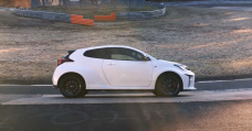 The Toyota GR Yaris Has Lapped The 'Ring As Swiftly As An FK2 Honda Civic Form R