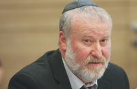 Mandelblit: Appoint Justice minister to avoid coronavirus prison outbreak