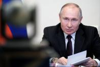 "Vladimir Putin Has a Message: ""Hello, Joe, Are You Listening?"""