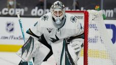 Avalanche acquire goaltender Devan Dubnyk from Sharks