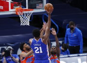 3 observations: Joel Embiid, Sixers bounce back in win over Reveal