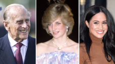 How Prince Philip Welcomed Royal Family's 'Novices,' At the side of Meghan